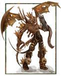 Ciberpunk Demon