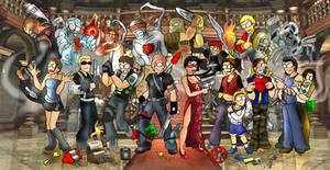 Resident Evil Rules