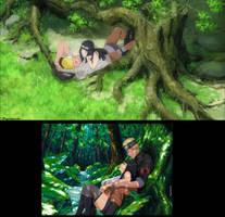 Naruhina woods