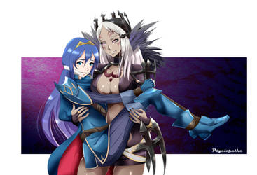 CM - Aversa and Lucina version 02 by psyclopathe
