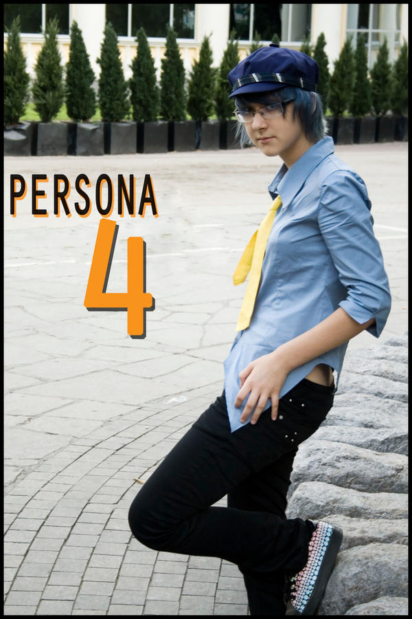 Persona 4, first try by plentyof