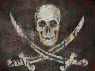 Jolly Roger by jdm77