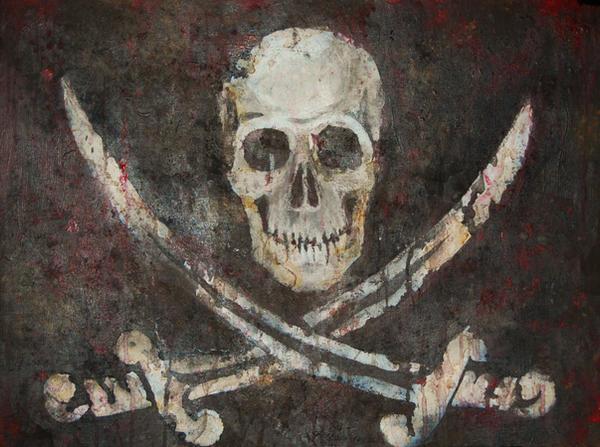 Jolly Roger by jdm77