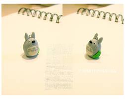 Totoro Charm by Spirit-Phoenix
