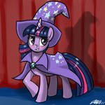 The Great 'n Powerful Twilight