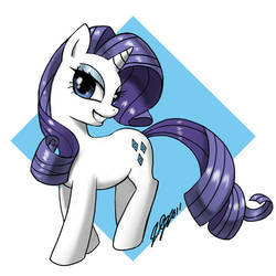 Rarity Always Pretty