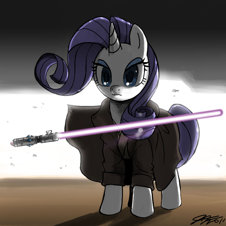 Jedi Rarity by johnjoseco