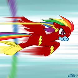 Flash Dash by johnjoseco