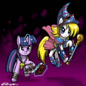 I Summon Dark Magician Pony