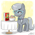 Silver Spoon vs The Cereal