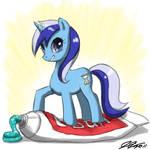 Toothpaste Pony