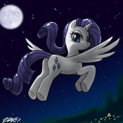 Rarity of the Night Sky by johnjoseco