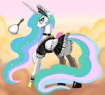 Princess Maid Celestia