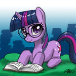 Twilight and Glasses