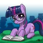 Twilight and Glasses