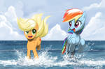 Summertime Fillies