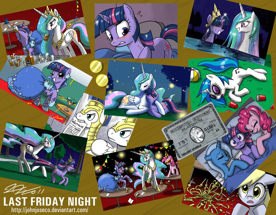 Last Friday Night by johnjoseco