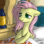 Good Morning Fluttershy