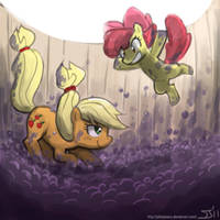 Sisters of the Grape Vine by johnjoseco