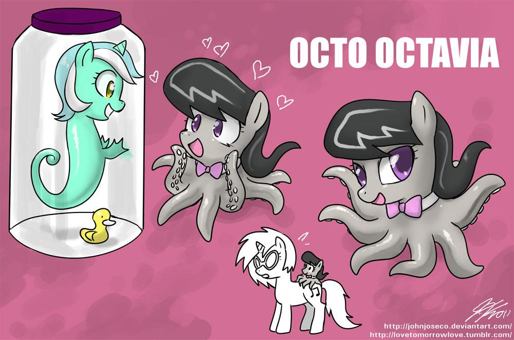 Octo Octavia By Johnjoseco On Deviantart