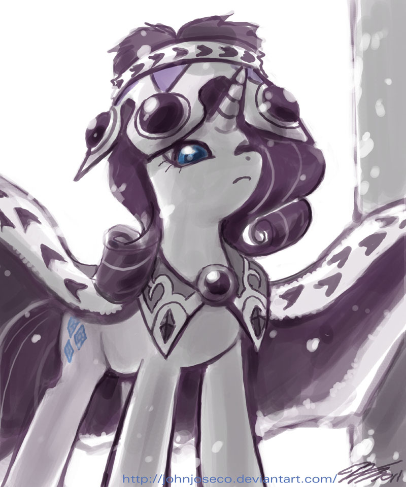 Princess Platinum by johnjoseco