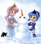 Building a Snow Unicorn