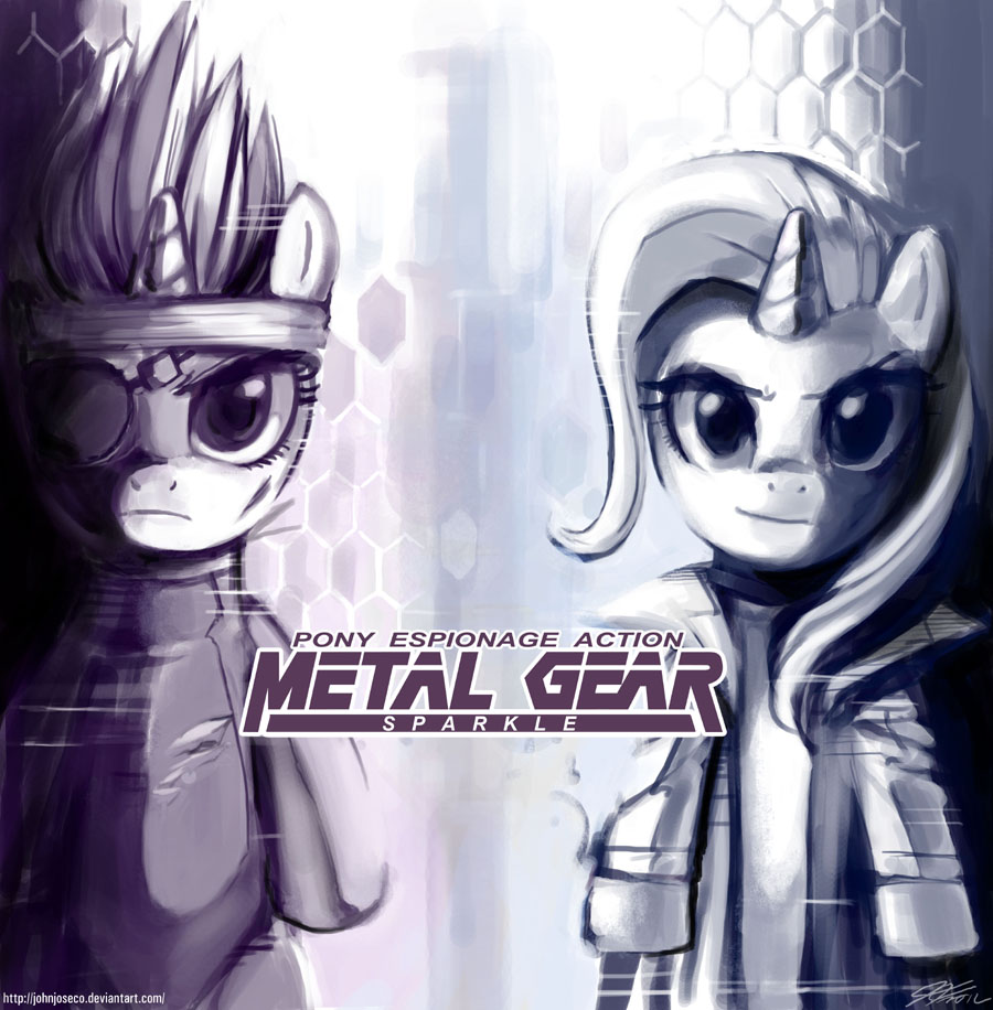 Metal Gear Sparkle