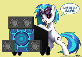 Taste My bASS! by johnjoseco