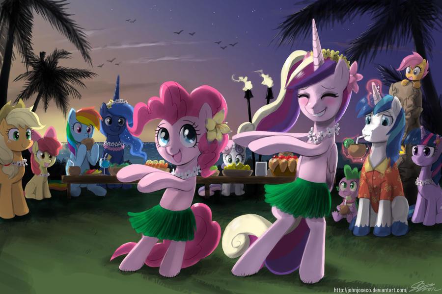 Summer Time Pony Fun 04