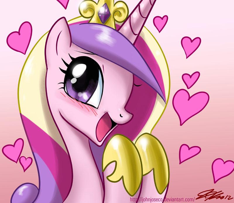 I'm Pretty Pretty Late to the Princess by johnjoseco