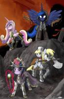 Gamer Luna and Diablo 3