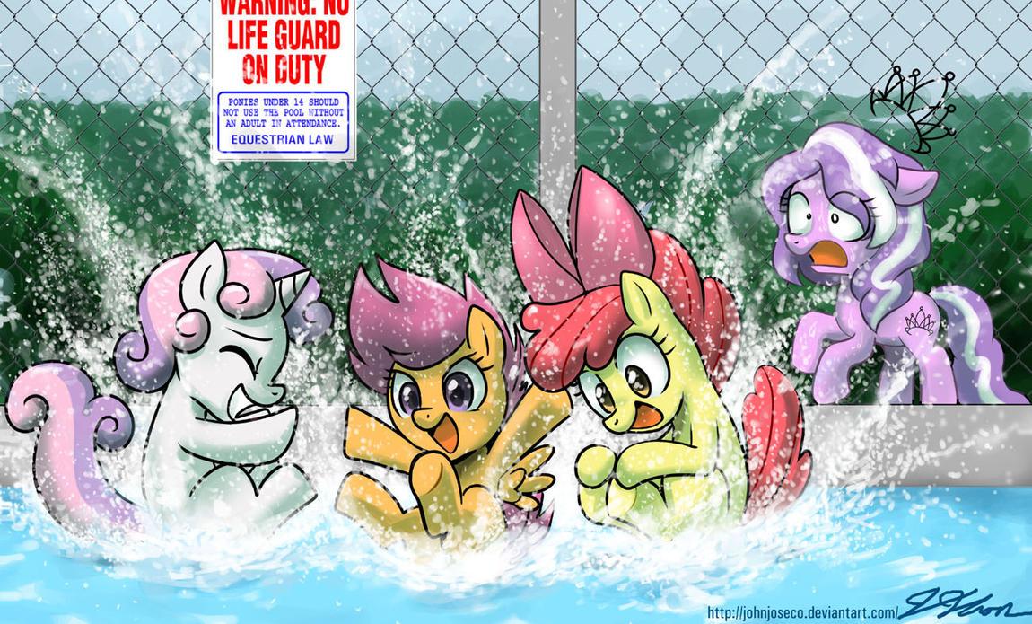 One Big Splash by johnjoseco
