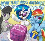 Happy Birthday, Nowacking 2012!