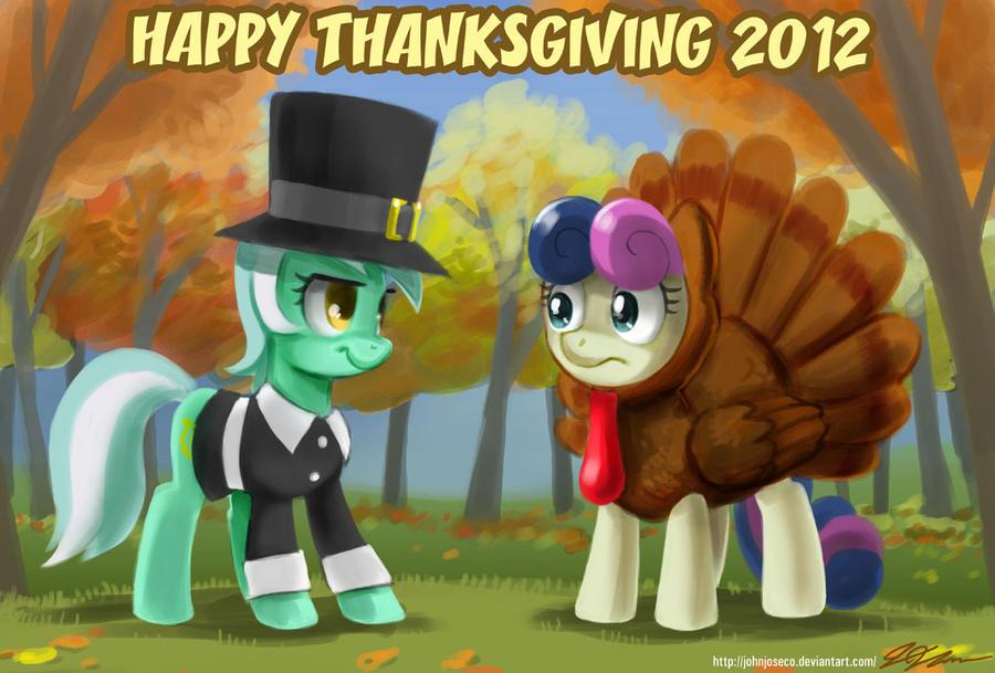 Happy Thanksgiving 2012
