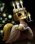 The Lucia Queen