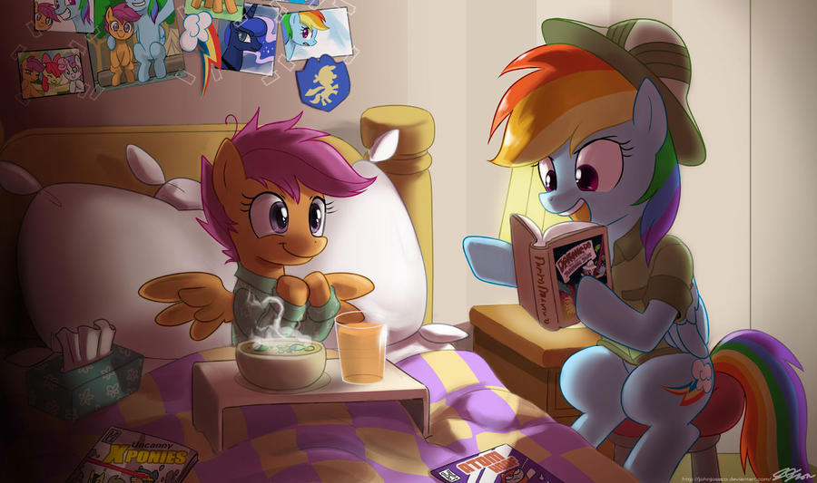 And Then Daring Do...