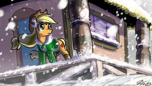 Waiting for that Somepony
