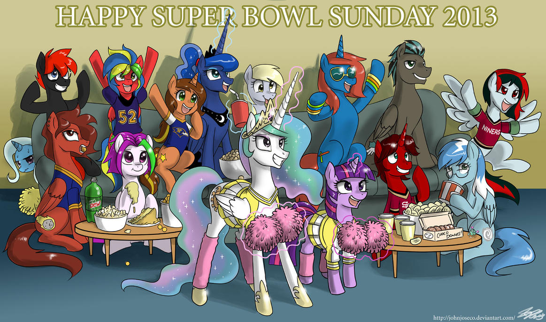 The DakkaDakka OT My Little Pony: Friendship Is Magic