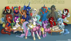 Happy Super Bowl Sunday 2013