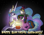 HAPPY BIRTHDAY MEMJ0123!