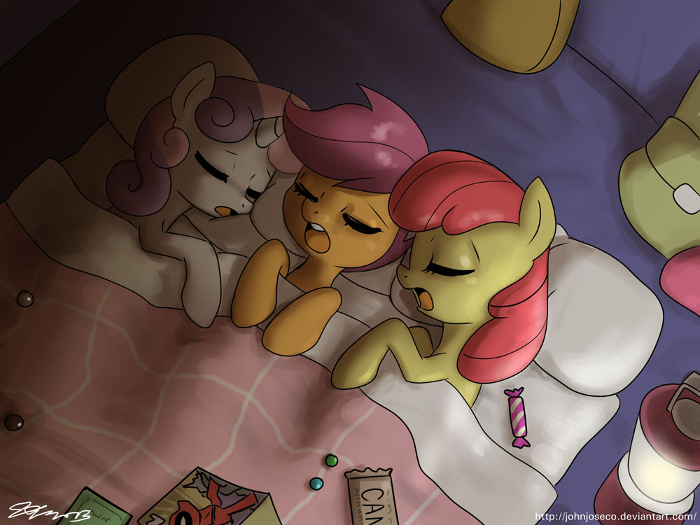 Camping is Better with Friends by johnjoseco