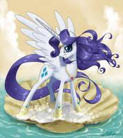 Princess Rarity by johnjoseco