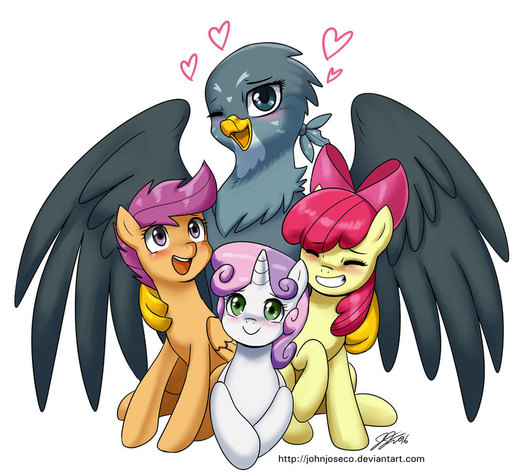 Gabby and the CMC