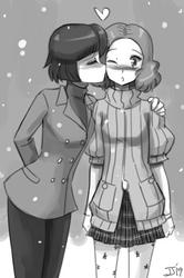 44 - Makoto and Haru