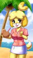 Isabelle Sippin'