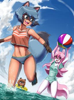 B.N.A. Summer Time Fun