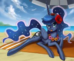 Summer Time Luna