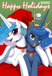 Happy Holidays 2020 by johnjoseco