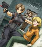 Leona! Help!