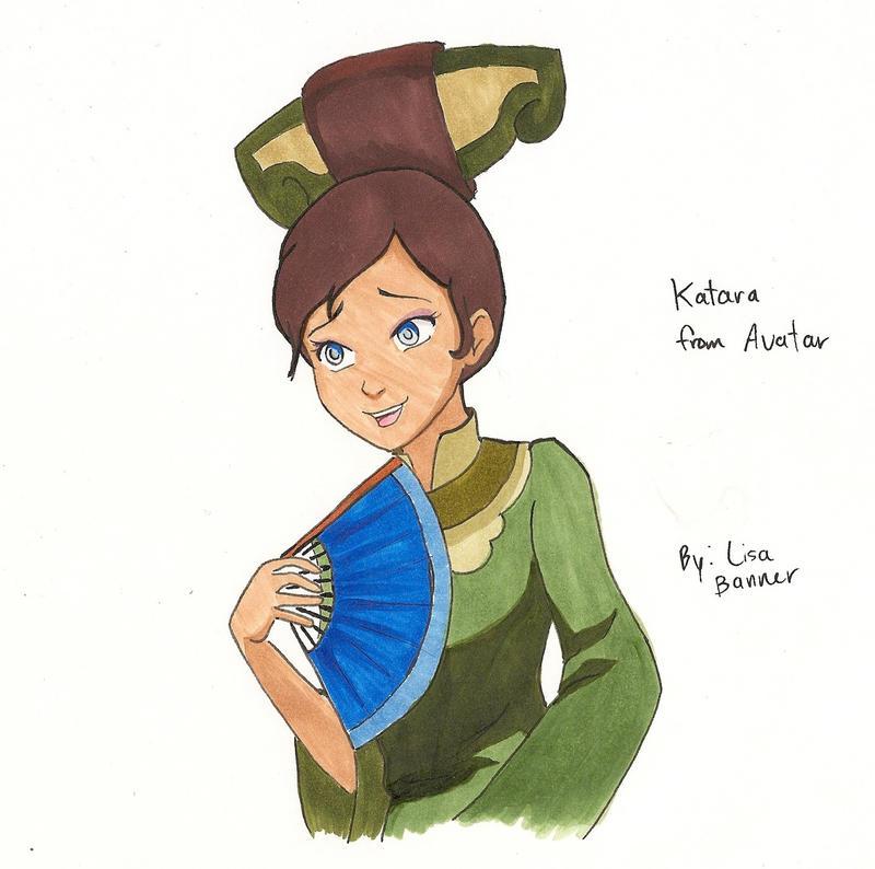 Avatar 2 Yet: Katara From Avatar By LisaBanner On DeviantART